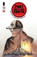 PORT OF EARTH #9 IMAGE COMICS  COVER A MUTTI 1ST PRINT  KAPLAN
