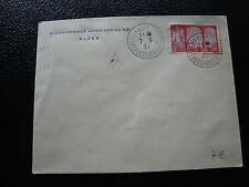 ALGERIE - enveloppe 7/5/1927 (cy54) algeria