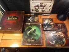 World of Warcraft Mists of Pandaria Collector's Edition - Only Game Code Open