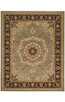 Safavieh Majesty Collection MAJ4763-4725 Sage and Brown Area Rug, 3 feet 3 inche