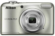 Nikon COOLPIX A10 16.0MP Digital Camera - Silver