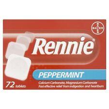 Rennie Menta - 72 pastillas