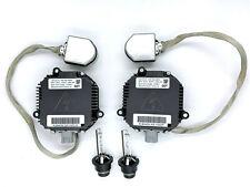 2x New OEM for 03-15 Infiniti G 35 37 Q 60 Coupe Xenon HID Ballast & D2S Bulb