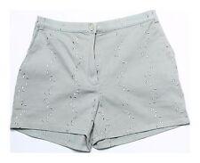 Cotton Blend Hippy Vintage Shorts for Women
