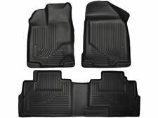 For 2007-2015 Lincoln MKX Floor Mat Set Front and Rear Husky 22466WV 2012 2010