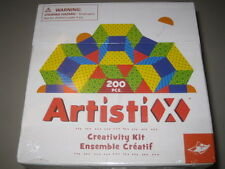 ARTISTIX - Creativity Kit- Imagination Running Free- also for Scrapbooking- Wood