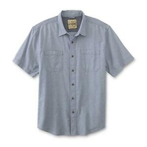 Mens Shirt Size XL  Blue Horizon Outdoor Life