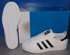 MENS ADIDAS SUPERSTAR in colors WHITE / BLACK / WHITE SIZE 8.5