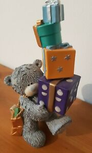 Me To You Tatty Teddy Bear Figurine Shop Til You Drop 2003 Unboxed