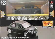 Maisto Volkswagen New Beetle 1:25 Scale