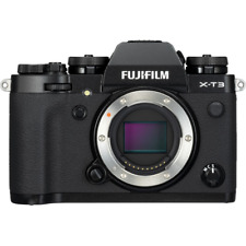 Fujifilm X-T3 Digital Mirrorless Camera Body - Black