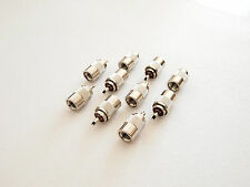 10 X Pl259 UHF Connector Plugs for Rg213 Coaxial Cable