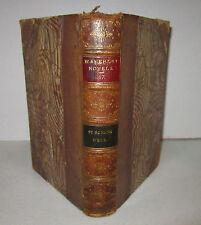Waverley Novels - St. Ronans Well   1871  VGC