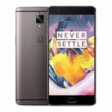 Oneplus 3T A3010 64GB Android Graphite Smartphone Unlocked