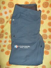 Ancien PANTALON DE SKI ARMADA COURCHEVEL 1850 SAVOIE FRANCE TM BLEU no ESF Alpin