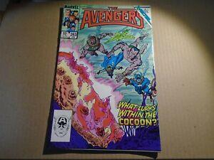 THE AVENGERS #263 Marvel Comics 1986 VF-