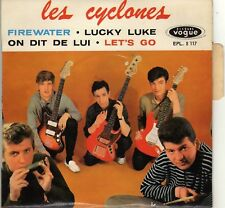 LES CYCLONES FIREWATER FRENCH ORIG EP
