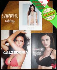 CALZEDONIA INTIMISSIMI LOVABLE lookbook catalogo beachwear intimo lingerie sexy
