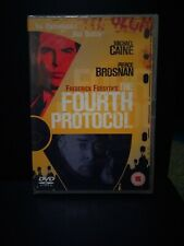 The Fourth Protocol DVD - Brand New & Sealed