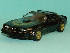 Greenlight Coll. 1/24 1977 Pontiac Trans Am Smokey And The Bandit MiB
