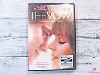The Vow DVD 2012 Rachel Mcadams, Channing Tatum