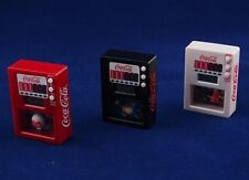 Rare Coca Cola happiness factory timer vending machines model 3 suits