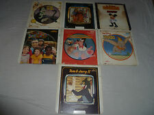 CHILDRENS MOVIES CED LOT PETER NO-TAIL ADVENTURES MILO TOM & JERRY DUMBO MICKEY