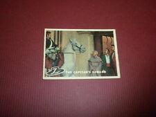 ZORRO #44 trading card 1958  TOPPS TV/Movie WALT DISNEY Guy Williams U.S.A.