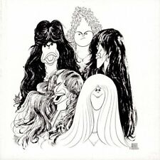 AEROSMITH - DRAW THE LINE - CD NEW SEALED