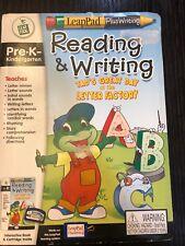 Leap Frog Leappad Disney Finding Nemo Interactive Book & Cartridge