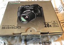 NEW! Fujifilm FinePix S4400 Digital Camera - Black