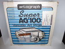 ARTOGRAPH SUPER AG100 ART PROJECTOR WITH PIN 200-378 SUPER LENS