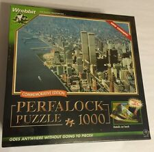 Commemorative Edition New York City 1000 Piece PerfaLock Puzzle NEW Sealed