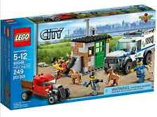 LEGO® City 60048 Gauner-Versteck NEU OVP_ Police Dog Unit NEW MISB NRFB