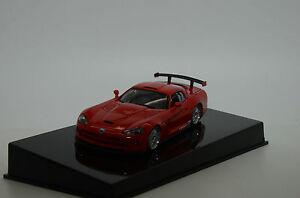 RARE !! Dodge Viper Competition Coupe Plain Body Version Auto Art 60420 1/43