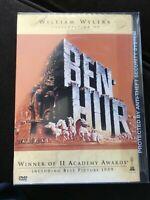 Ben-Hur (1959) Charlton Heston / Jack Hawkins DVD NEW *FAST SHIPPING*