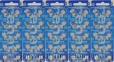 50 pc 370 Renata Watch Batteries SR920W FREE SHIP 0% MERCURY