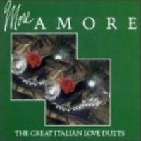 More Amore - Music CD - LISZT FRANZ / RAVEL MAURICE; -  1991-01-18 - CBS Records