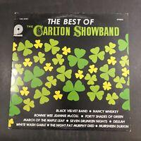 The Best Of Carlton Showband - The Carlton Showband CAS-2483 VG+ Vinyl LP R2