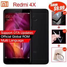 """Original 5.0"""" Xiaomi Redmi 4X Snapdragon 435 Octa Core Fingerprint ID Smartphone"""