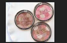MILANI Illuminating Face Powder Ultra Smooth Highlighter-Bronzer-Blush Assorted