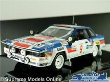 1:43 Spark//Bizarre Nissan 240 RS #14 Rally Monte Carlo Kaby 1984