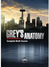 Grey's Anatomy: The Complete Ninth Season [New DVD] Boxed Set, Dolby, Subtitle