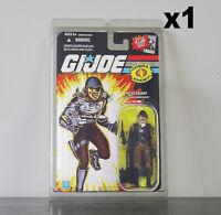 Single Protective Figure Case For GI Joe 3 3/4 Inch MOC Action Figures