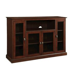 Convenience Concepts Summit Highboy TV Stand, Espresso - 8066036
