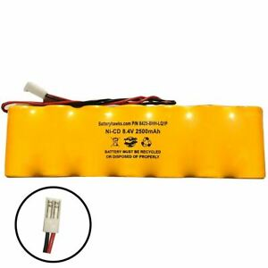 8.4v 2500mAh Ni-CD Battery Pack Replacement for Emergency / Exit Light