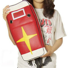 New Gundam Seed Cosplay Shield Bag Mobile Suit Gundam Shoulder Bag Leather Bag