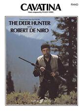 Cavatina (Deer Hunter) (Piano) Myers, Stanley Piano Solo