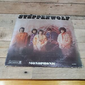 Steppenwolf - Steppenwolf LP - Dunhill D-50029 MONOPHONIC