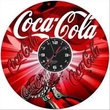 Orologio disco vinil clock orologio da parete color  Coca cola